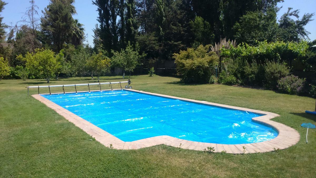 Cobertor t rmico para piscinas en mercado libre for Costo para construir una piscina