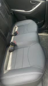 cobertores de asiento hyundai accent 95-03 imitacion cuero