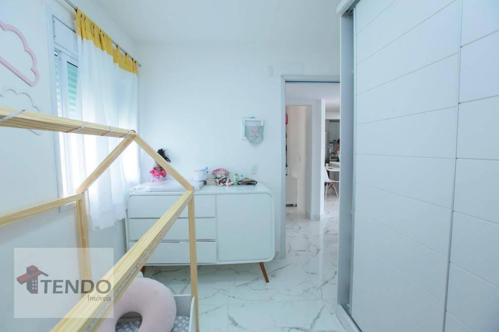 cobertura 174 m² - 4 dormitórios - 2 suítes - vila marlene - são bernardo do campo/sp - co0050