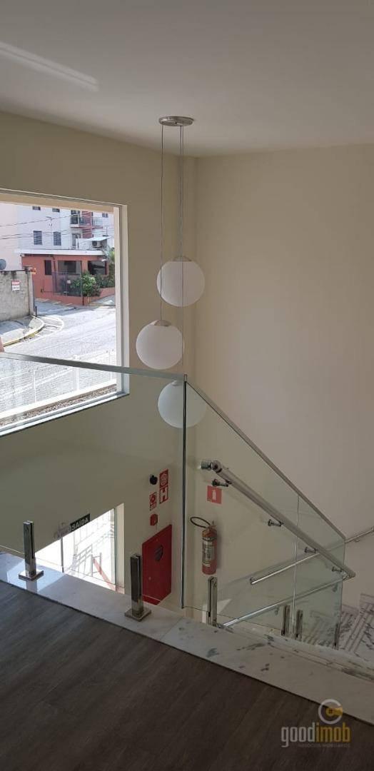 cobertura 3 dormitórios, 138 m² jardim nova manchester - ap0026