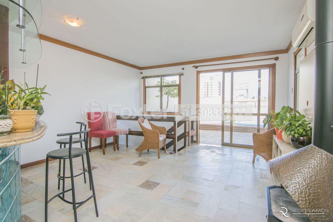 cobertura, 3 dormitórios, 183.15 m², menino deus - 156126