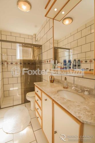 cobertura, 3 dormitórios, 232 m², petrópolis - 125372