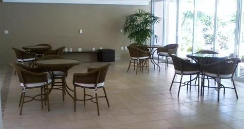cobertura 3 dormitórios, módulo 2 - riviera de são lourenço - co0139
