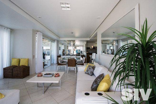 cobertura 3 dormitórios, módulo 7 - riviera de são lourenço - co0196
