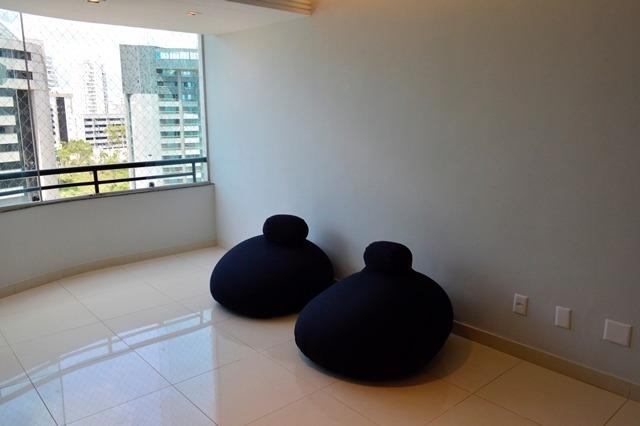 cobertura  3 quartos belvedere locação - 10926