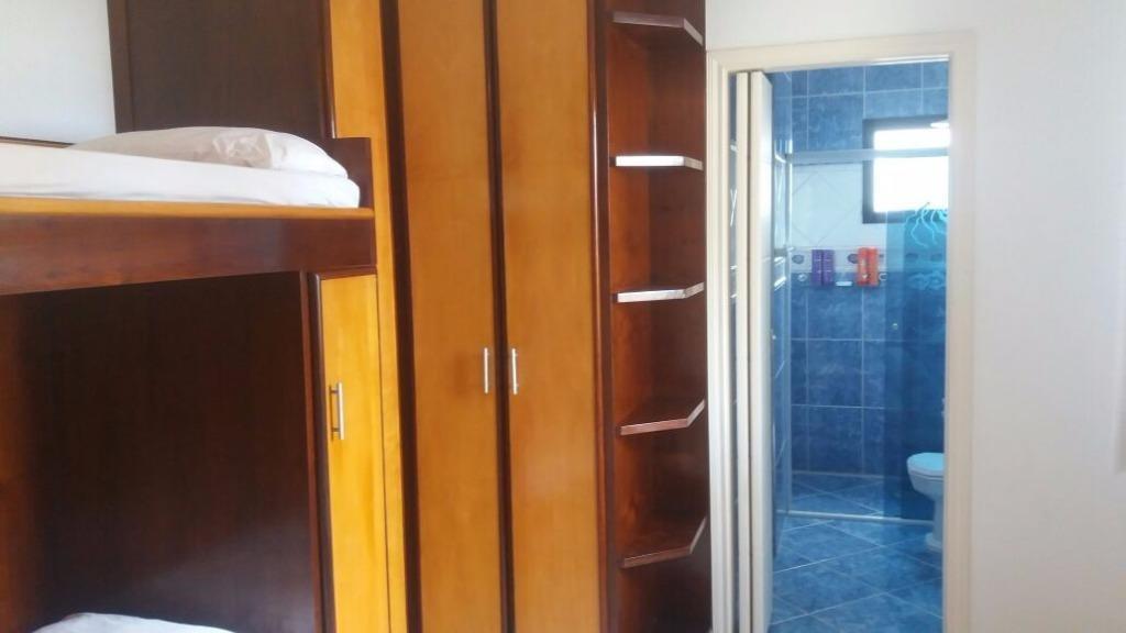 cobertura 4 dormitórios e 4 suítes á venda, aviação, praia grande - co0004