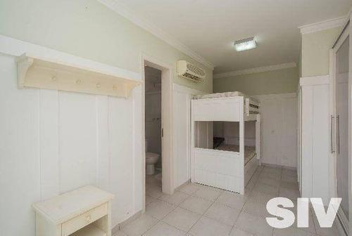 cobertura 4 dormitórios, módulo 2 - riviera de são lourenço - co0130