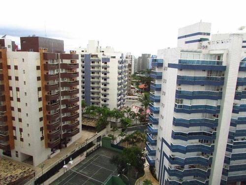 cobertura 4 dormitórios, módulo 6 - riviera de são lourenço - co0113