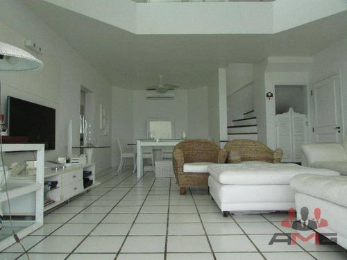 cobertura 4 dormitórios, riviera de são lourenço. - co0202
