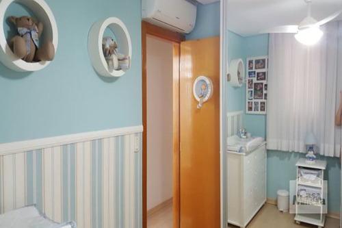 cobertura 4 quartos no sagrada familia à venda - cod: 16378 - 16378