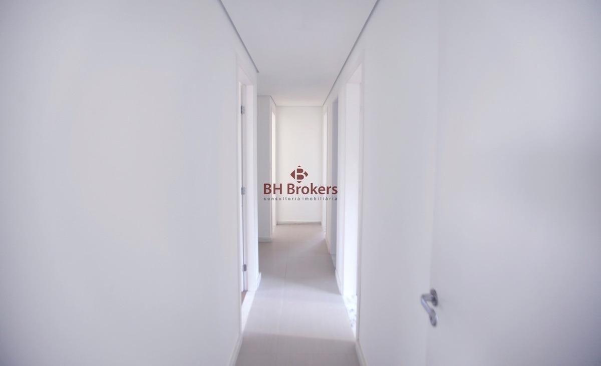 cobertura 4 quartos próximo ao uni bh buritis - 13216