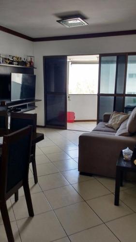 cobertura 4/4, suítes, 220m², varanda - costa azul - co0085