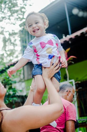 cobertura 4h de foto e vídeo - aniversário infantil