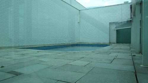 cobertura 6 dormitórios, pé na areia, módulo 8 - riviera de são lourenço - co0129