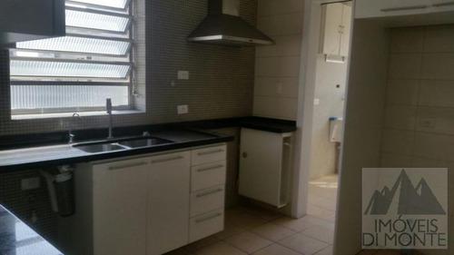 cobertura a venda em são paulo, santa cecília, 2 dormitórios, 1 suíte, 3 banheiros, 2 vagas - 606