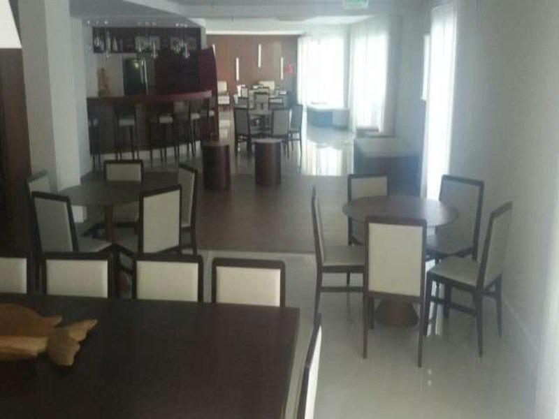 cobertura a venda no costa españa, 2/4 (1 suíte), 142m2, sala, varanda, cozinha, área de serviço com banheiro, 3 banheiros, 3 vagas - tnj16 - 3056529