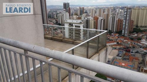 cobertura anália franco - são paulo - ref: 562504