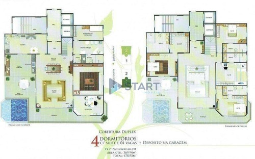 cobertura, apartamento, casas, imóveis em  praia grande - ref. co0017 - co0017
