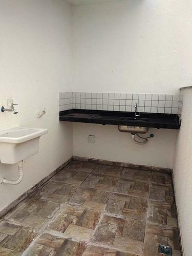 cobertura bairro santa branca. 2 quartos, 2 vagas. melhor localização. - 2296
