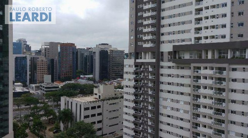 cobertura brooklin  - são paulo - ref: 474966