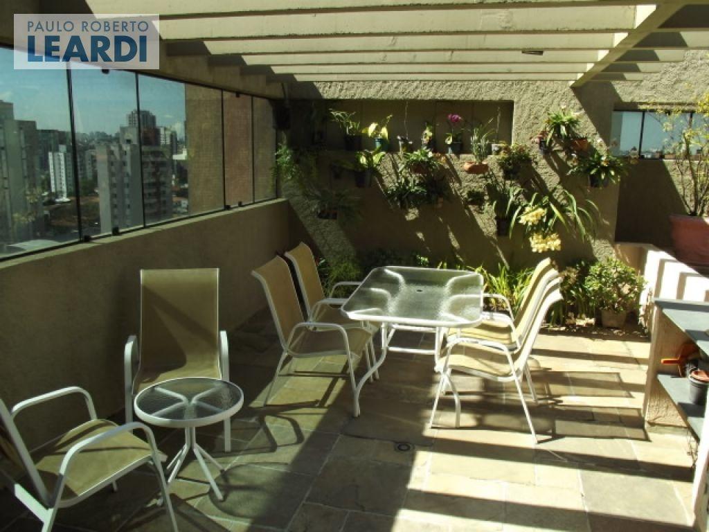 cobertura campo belo  - são paulo - ref: 446047