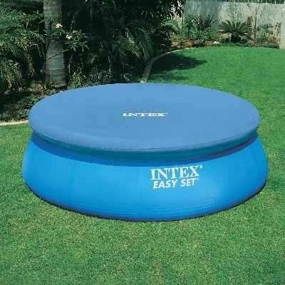 cobertura capa proteção intex piscina 366 cm borda inflável