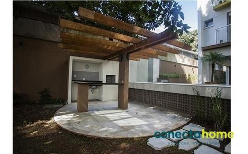 cobertura chácara santo antonio 2 dormitórios - 101 m² - zs069