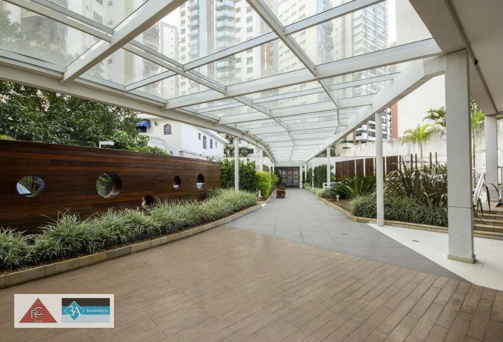 cobertura com 1 dormitório à venda, 82 m² por r$ 770.000 - jardim anália franco - são paulo/sp - co0292