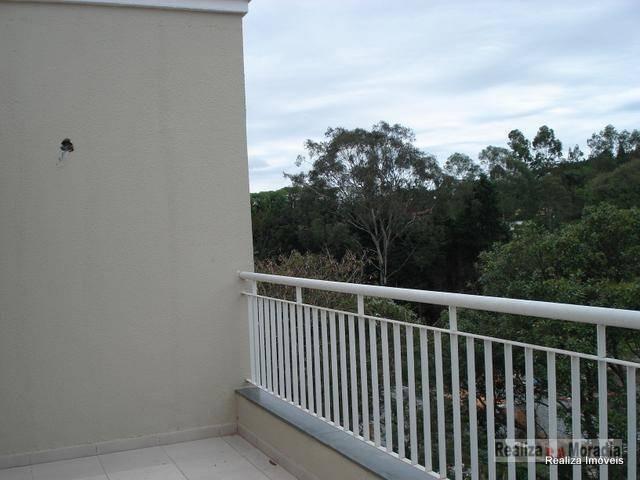 cobertura com 104 m² 3 dormitórios  por r$ 350.000 - granja viana - sp - co0004