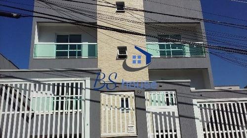 cobertura com 112m² com acesso interno e externo - 4984