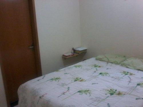 cobertura com 2 dormitórios à venda, 100 m² por r$ 320.000 - parque das nações - santo andré/sp - co2653