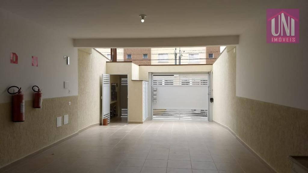 cobertura com 2 dormitórios à venda, 100 m² por r$ 342.000 - parque novo oratório - santo andré/sp - co0683