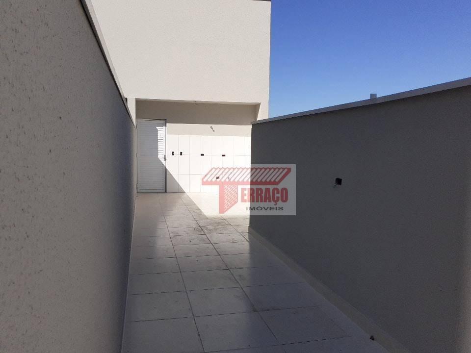 cobertura com 2 dormitórios à venda, 100 m² por r$ 360.000 - vila assunção - santo andré/sp - co0584