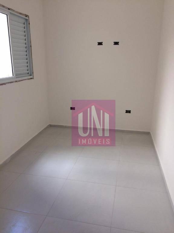 cobertura com 2 dormitórios à venda, 106 m² por r$ 299.000,00 - parque capuava - santo andré/sp - co0667