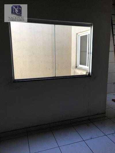 cobertura com 2 dormitórios à venda, 110 m² por r$ 245.000 - jardim santo alberto - santo andré/sp - co0804