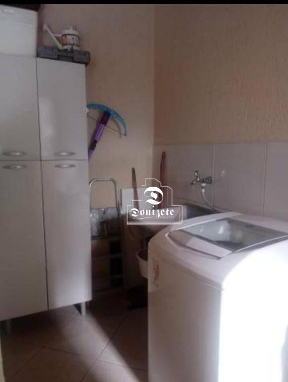 cobertura com 2 dormitórios à venda, 130 m² por r$ 415.000 - vila pires - santo andré/sp - co11075