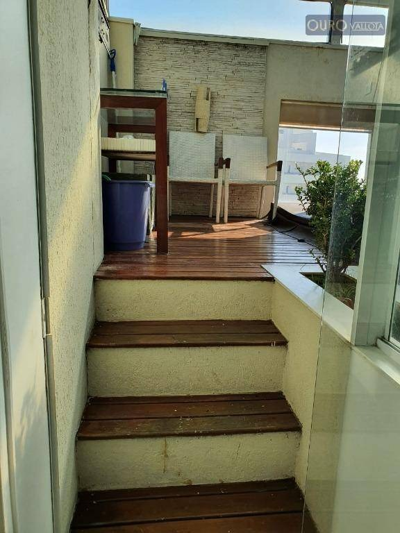 cobertura com 2 dormitórios à venda, 138 m² por r$ 1.200.000,00 - mooca - são paulo/sp - co0058