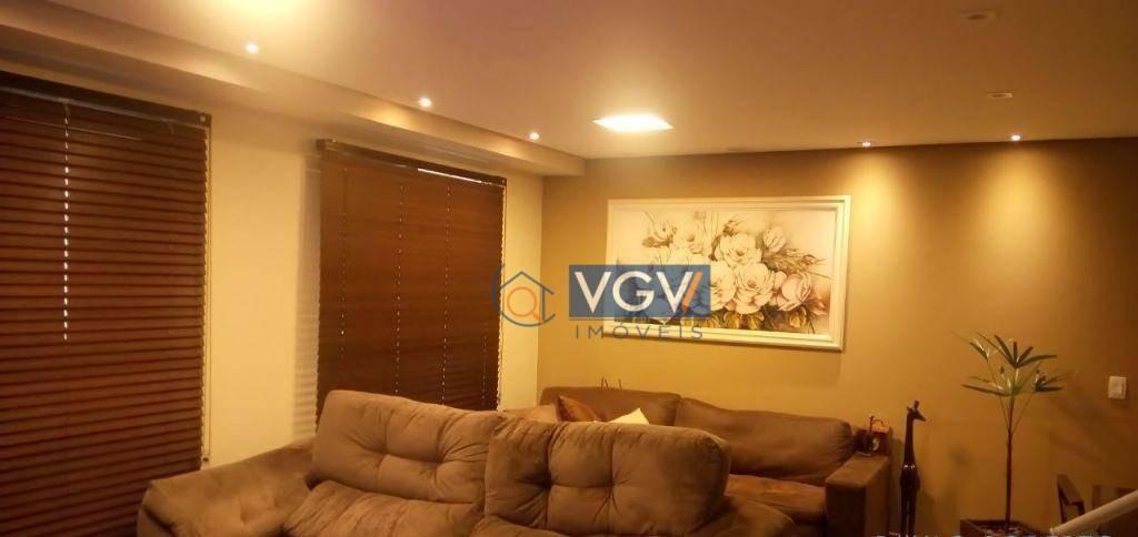 cobertura com 2 dormitórios à venda, 146 m² por r$ 900.000 - tatuapé - são paulo/sp - co0068