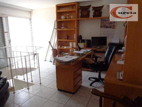 cobertura com 2 dormitórios à venda, 152 m² por r$ 1.200.000 - vila mariana - são paulo/sp - co0177
