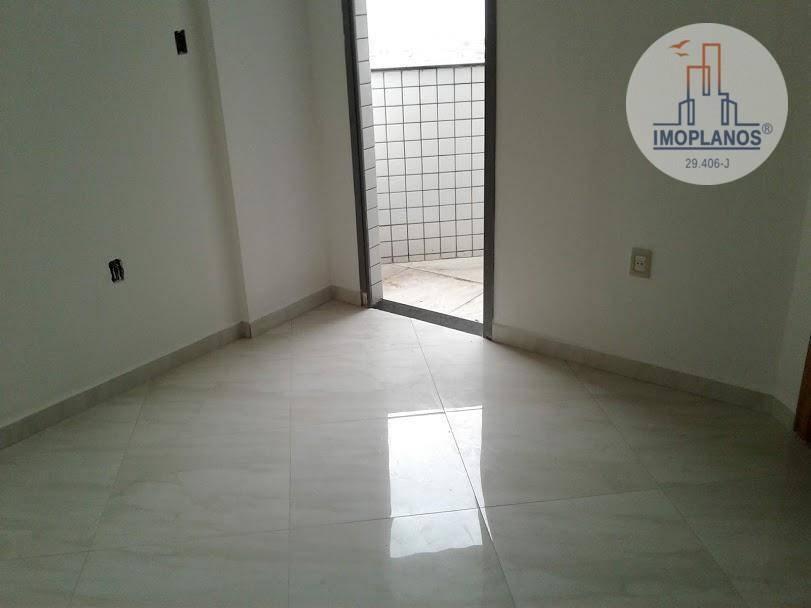 cobertura com 2 dormitórios à venda, 205 m² por r$ 600.000,00 - aviação - praia grande/sp - co0199