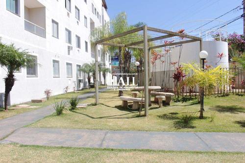 cobertura com 2 dorms, jardim bosque das vivendas, são josé do rio preto - r$ 230.000,00, 110m² - codigo: 250 - v250