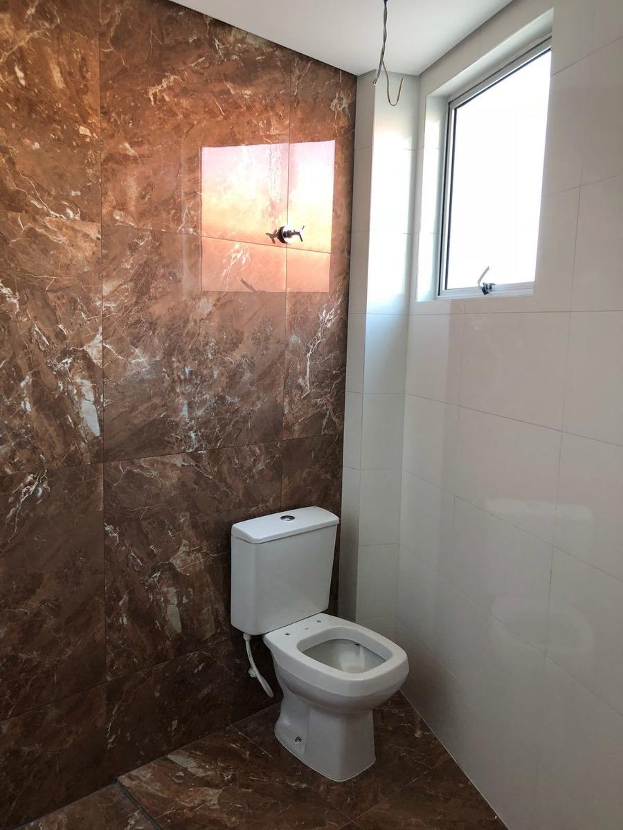 cobertura com 2 quartos para comprar no santa mônica em belo horizonte/mg - 44759