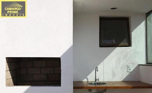 cobertura com 3 dormitórios na vila madalena! - eb65829