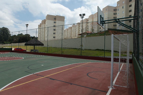 cobertura com 3 dormitórios à venda, 108 m² por r$ 306.000 - granja viana - cotia/sp - co0002