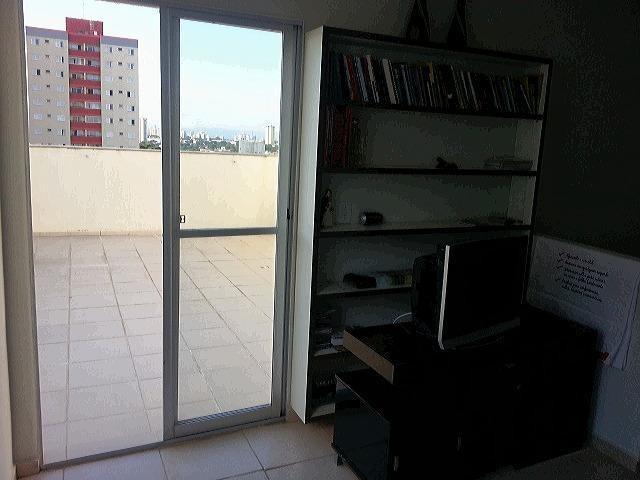 cobertura com 3 dormitórios à venda, 121 m² por r$ 300.000 - jardim américa - são josé dos campos/sp - co0059