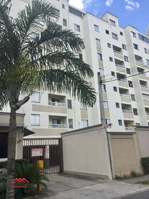 cobertura com 3 dormitórios à venda, 130 m² por r$ 382.000 - spazio campo da alvorada - jardim américa - são josé dos campos/sp - co0031