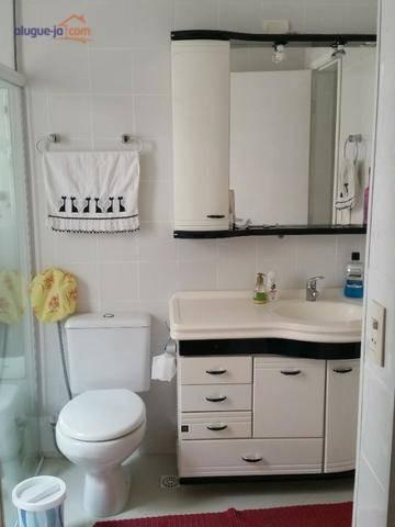 cobertura com 3 dormitórios à venda, 148 m² por r$ 550.000 - jardim veneza - são josé dos campos/sp - co0119