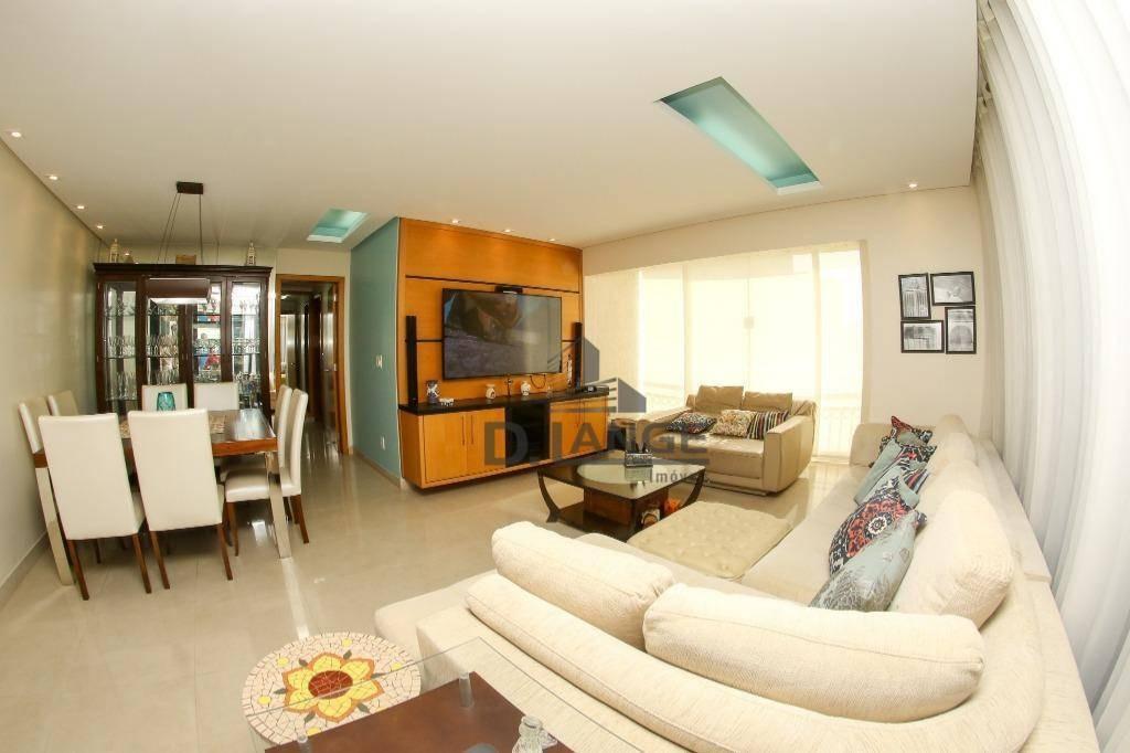 cobertura com 3 dormitórios à venda, 180 m² por r$ 1.280.000,00 - jardim guanabara - campinas/sp - co0169