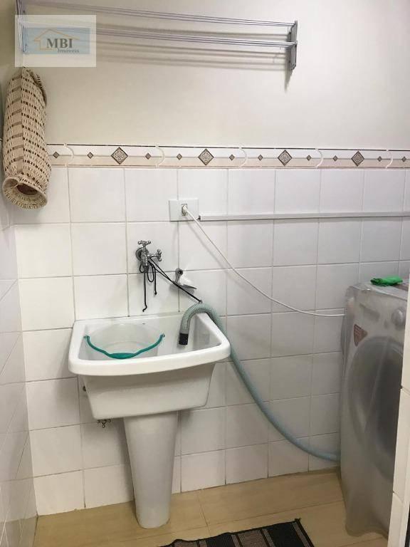 cobertura com 3 dormitórios à venda, 192 m² por r$ 1.300.000,00 - vila carrão - são paulo/sp - co0032