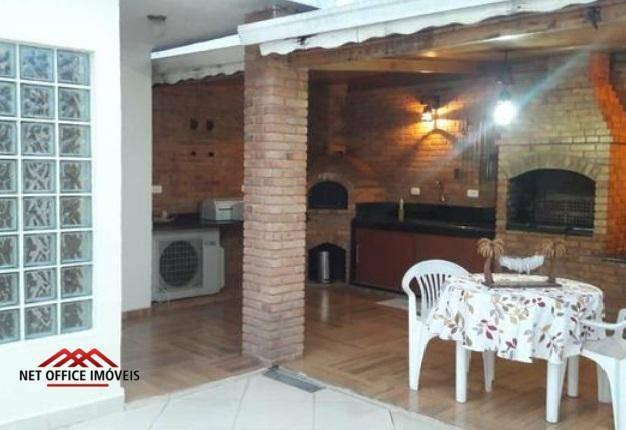cobertura com 3 dormitórios à venda, 218 m² por r$ 690.000 - residencial yara - floradas de são josé - são josé dos campos/sp - co0032